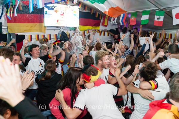 WM 2014 Finale