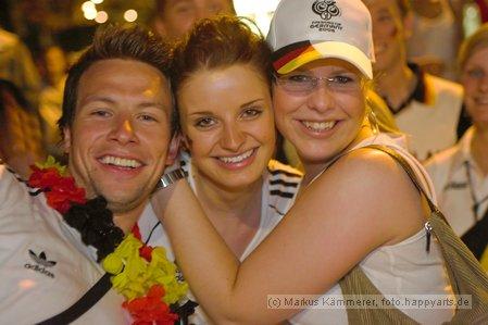 Fussball WM 2006 Deutschland-Polen Jena