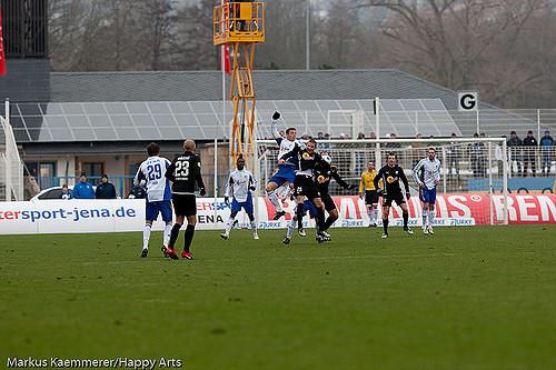 FC Carl Zeiss Jena - SV Sandhausen