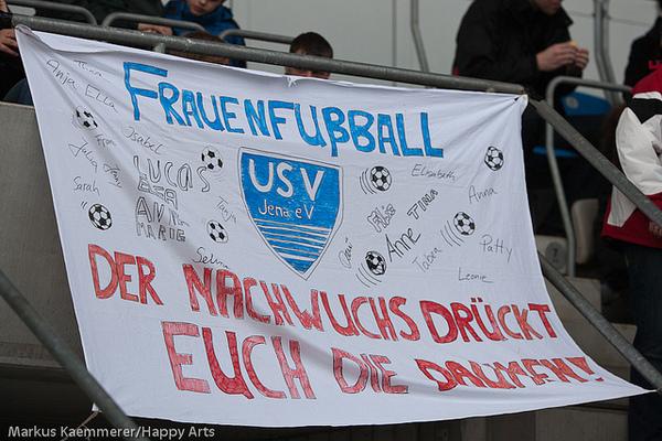 FF USV Jena - SG Essen-Schönebeck