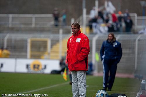 Gerd Dais, Trainer SV Sandhausen
