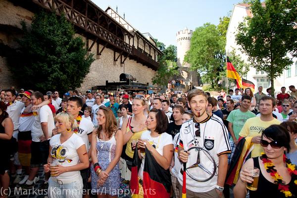 HG4X1007-4836 WM Jubel Deutschland - Argentinien