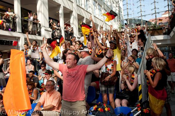 HG4X1007-4895 WM Jubel Deutschland - Argentinien