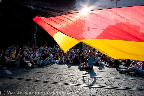 HG4X1007-5395 WM Jubel Deutschland - Argentinien