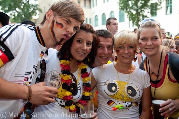 HG4X1007-5474 WM Deutschland - Spanien