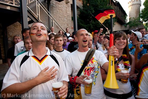 HG4X1007-5479 WM Deutschland - Spanien