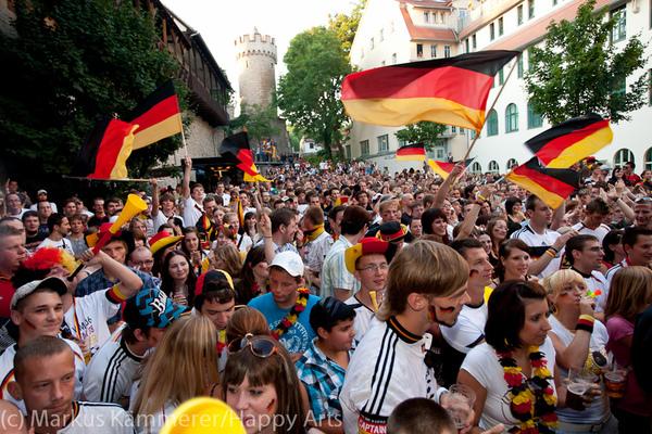 HG4X1007-5493 WM Deutschland - Spanien