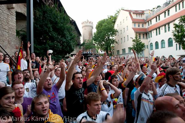 HG4X1007-5547 WM Deutschland - Spanien