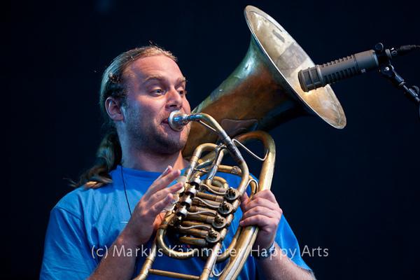 HG4X1008-2037 La Brass Banda