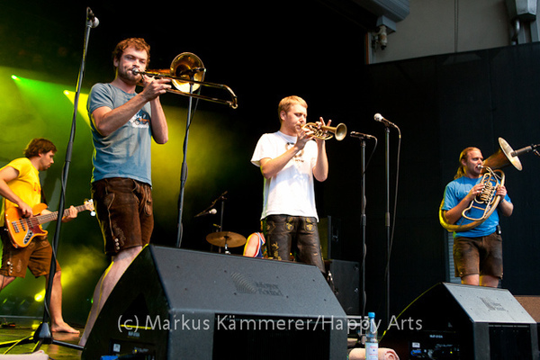 HG4X1008-2120 La Brass Banda