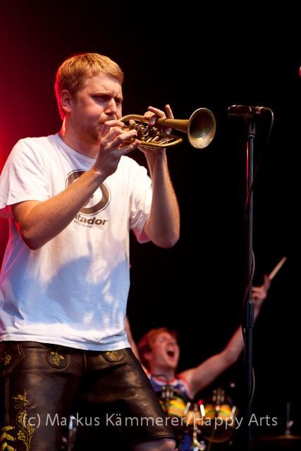 HG4X1008-2306 La Brass Banda
