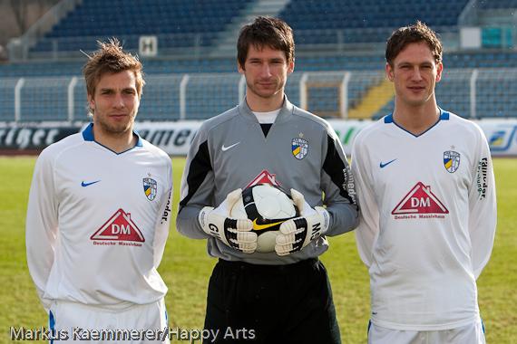 Lars Fuchs, Gabriel Wüthrich, Silvio Schröter