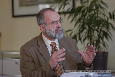Sozialdezernent Frank Schenker (CDU)