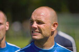 Trainingsauftakt des FC Carl Zeiss Jena