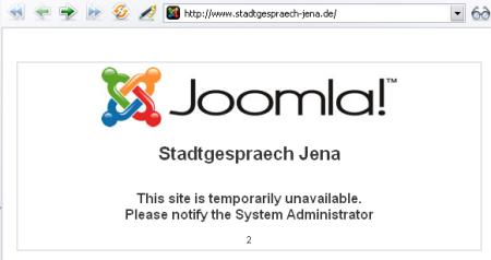 Stadtgespräch Jena Offline