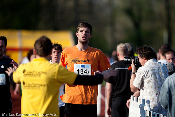 Teamlauf 2010 Jena